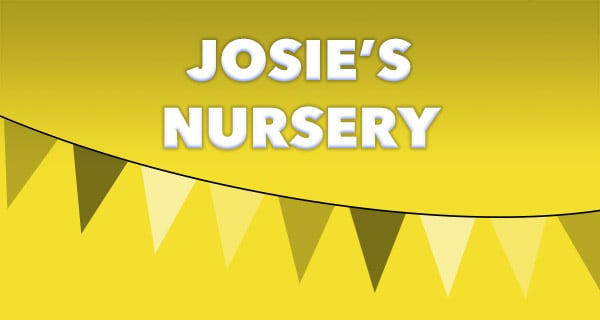yellow bunting theme